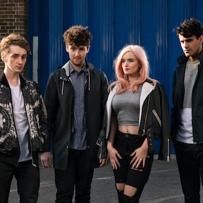 "Clean Bandit Announce the ""New Eyes Tour"""