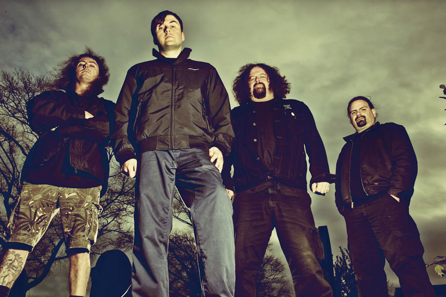 "Napalm Death + Voivod Announce ""Through Space and Grind Tour"""