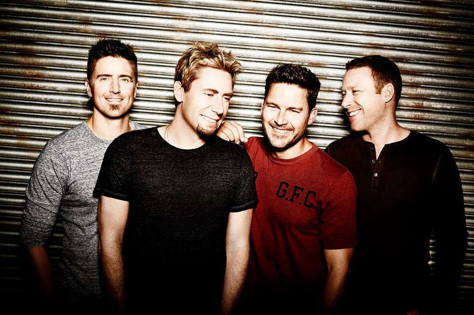 """Nickelback Announce """"No Fixed Address Tour"""" Support"""