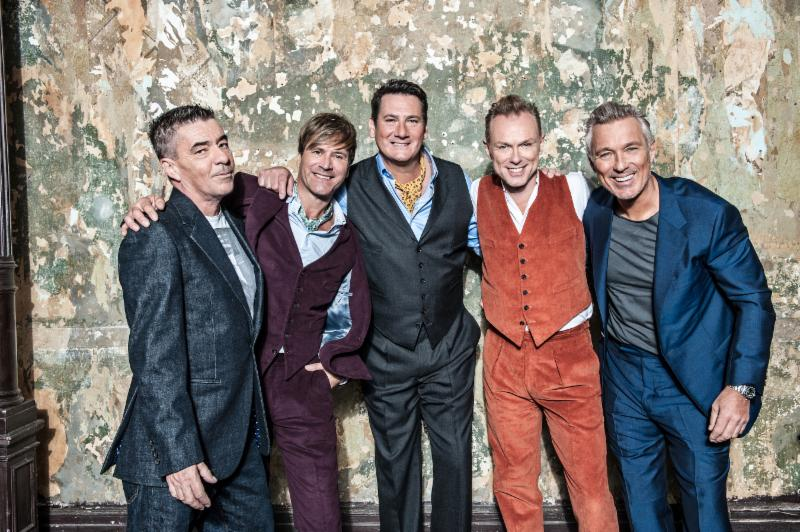 """Spandau Ballet Move Dates For """"Soul Boys Of The Western World Tour"""""""