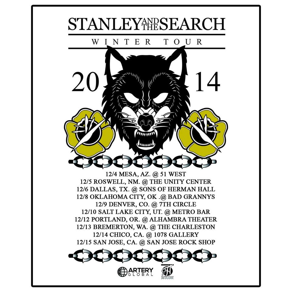 Stanley-And-The-Search-Winter-Tour-poster