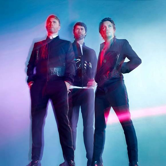 "Take That Announce the ""Take That Live Tour"""