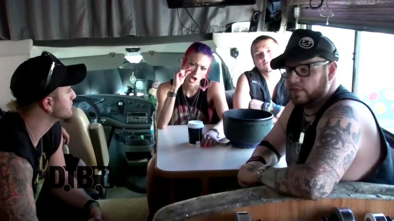 Unsaid Fate – CRAZY TOUR STORIES [VIDEO]