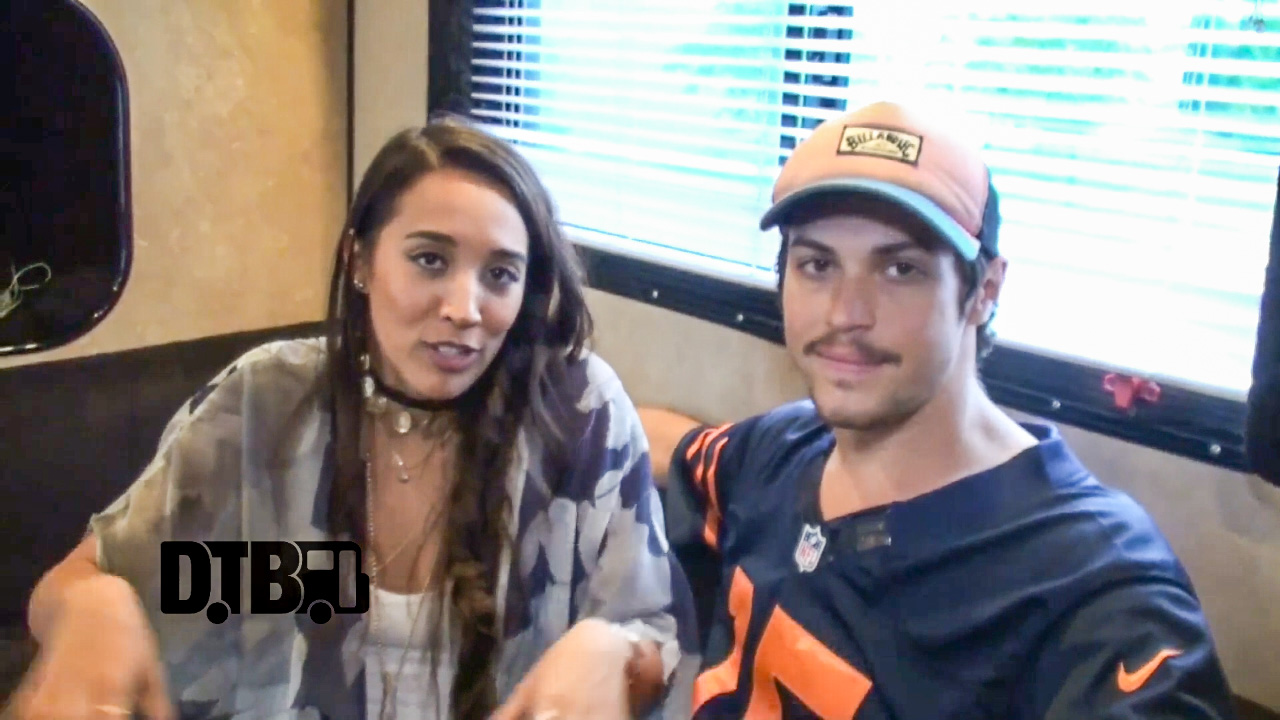 Alex & Sierra – PRESHOW RITUALS [VIDEO]