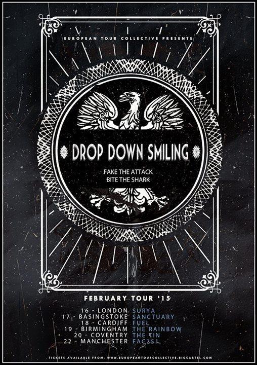 Drop-Down-Smiling-UK-Tour-poster