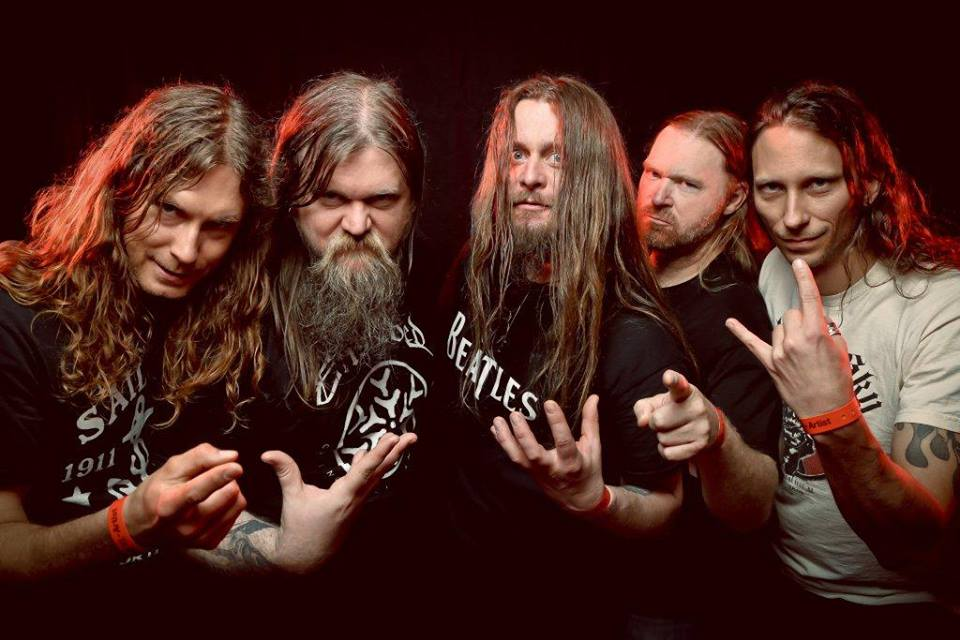 "Enslaved Announce the ""In Times Tour"""