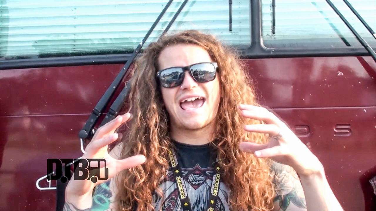 Miss May I / Levi Benton – DREAM TOUR Ep. 130 [VIDEO]