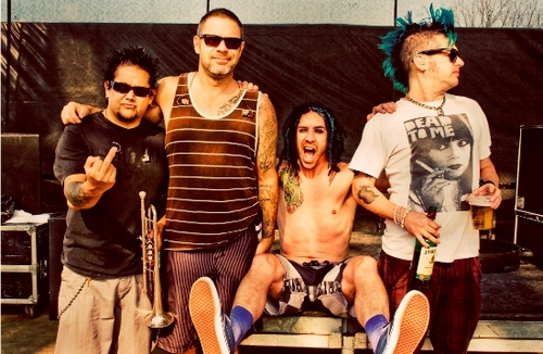 "NOFX Announces ""The Hepatitis Bathtub Tour"""