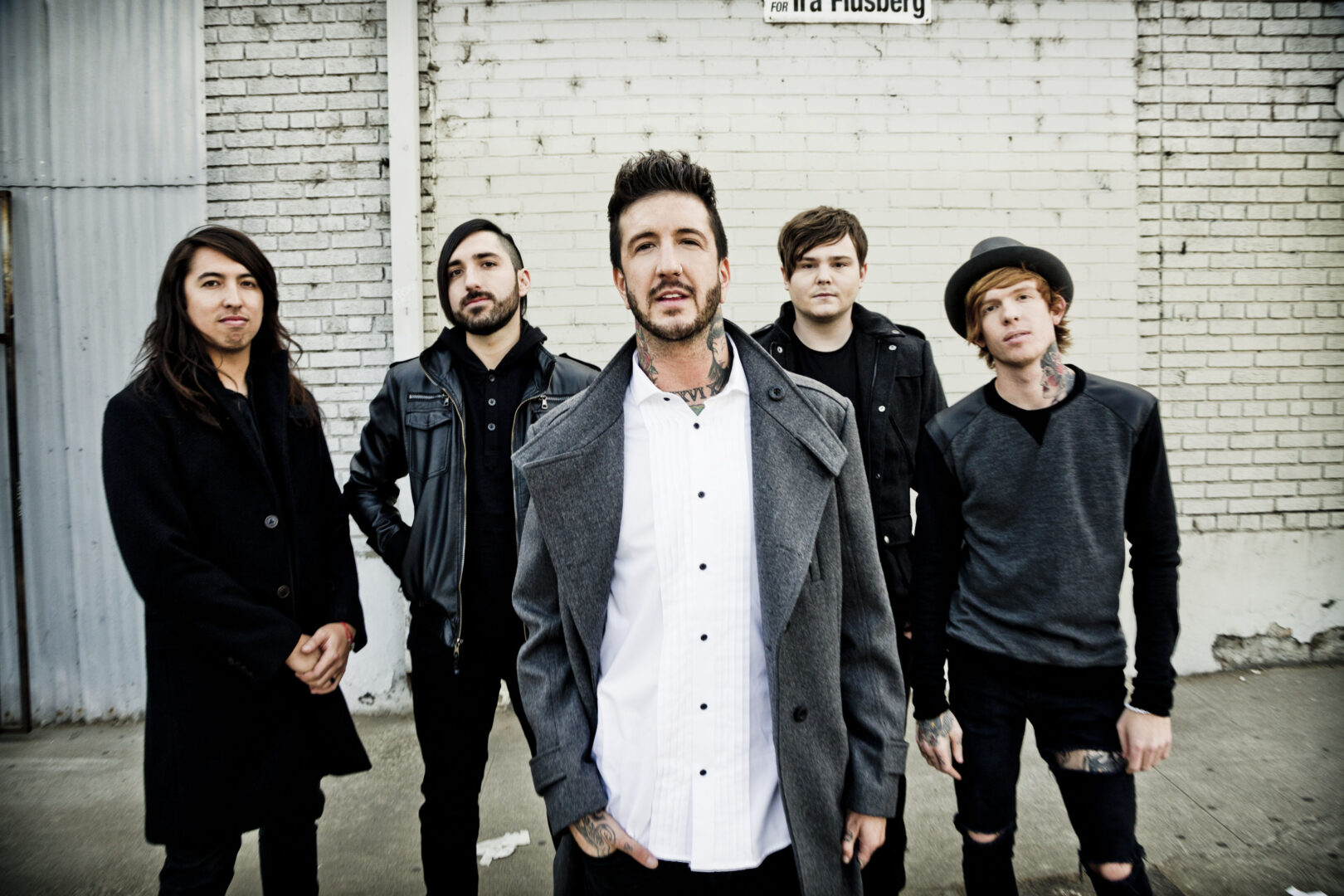 Of Mice & Men Announce Support For European Tour