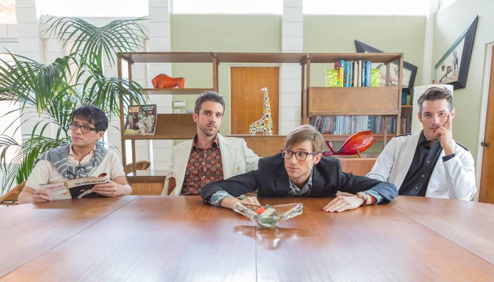 Saint Motel Announces U.S. Winter 2015 Tour