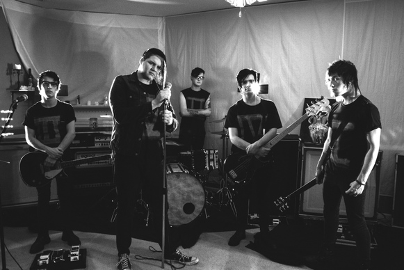The Funeral Portrait – 1st ROAD BLOG from 2015 Co-Headline Tour With Vanity Strikes