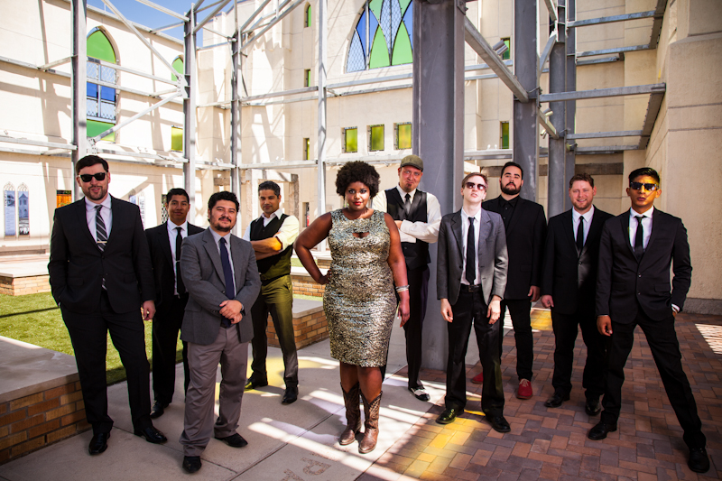 The Suffers Announce West Coast 2015 Tour