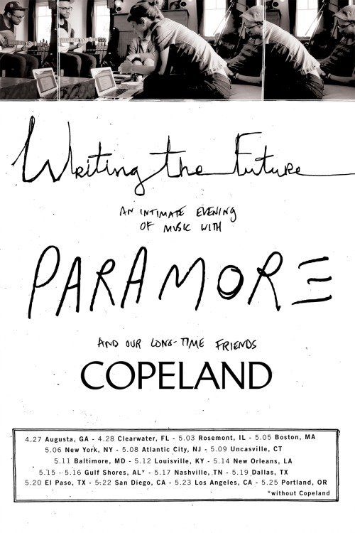 An Intimate Evening of Music With Paramore - poster