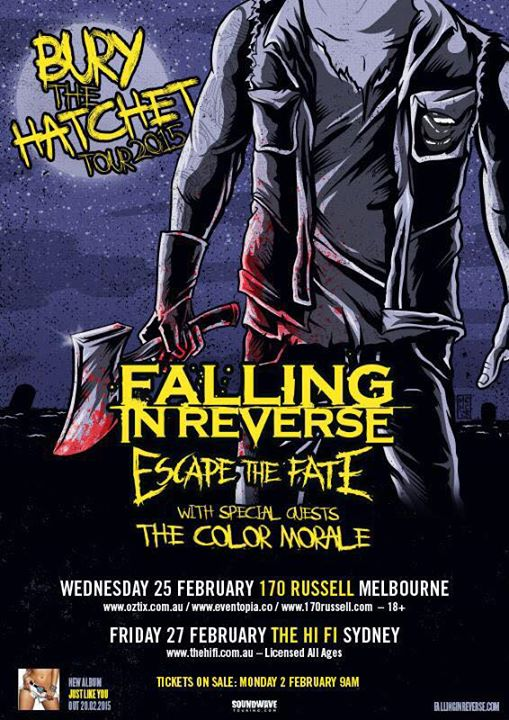 Falling-In-Reverse-Escape-The-Fate-Bury-The-Hatchet-Australia-Tour-poster