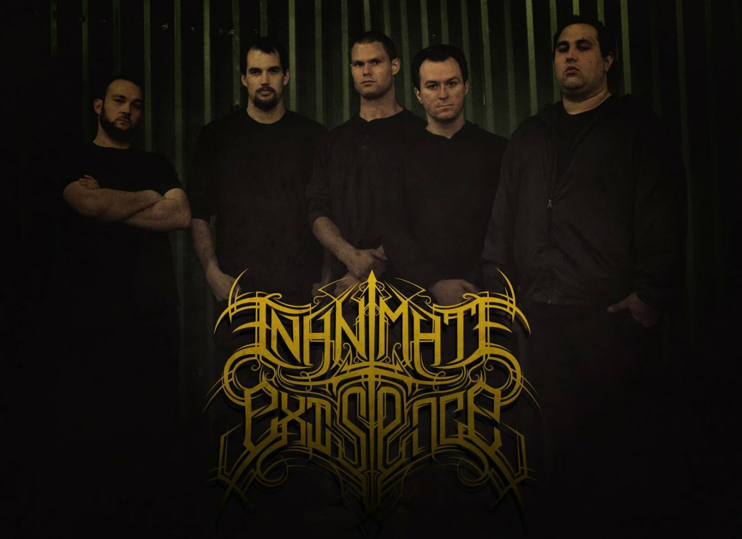 """Inanimate Existence Announces the """"Enter Into Atonement Tour 2015"""""""