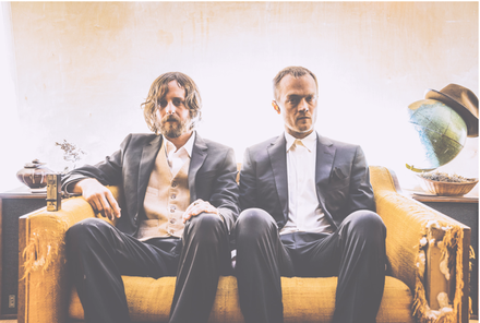 Two Gallants Announce North American/European Tour