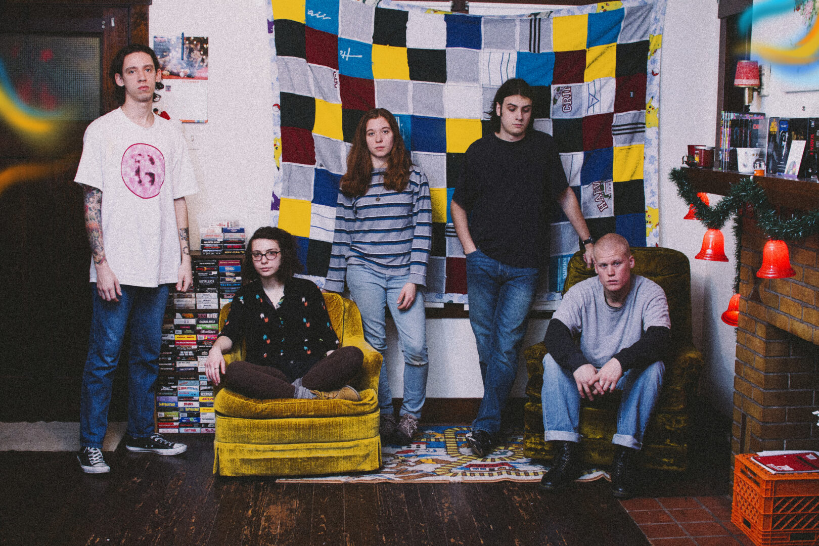 Adventures Announce Spring U.S. Tour Supporting Whirr