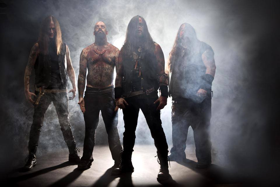 "Black Anvil Announce the ""Savage Death European Tour"" with Tombs"