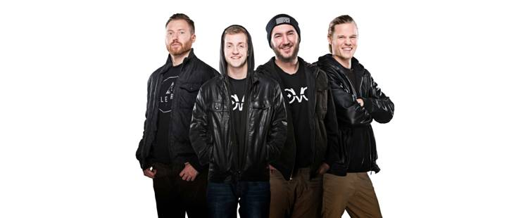 "I Prevail Announce ""The Crossroads Tour"" with Dangerkids"