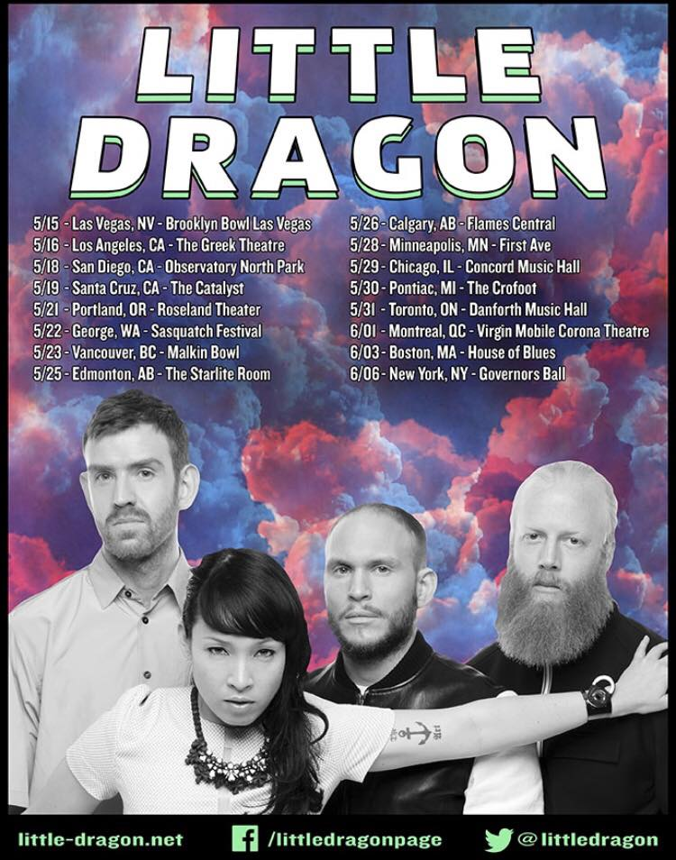 Little-Dragon-Spring-North-America-Tour-poster