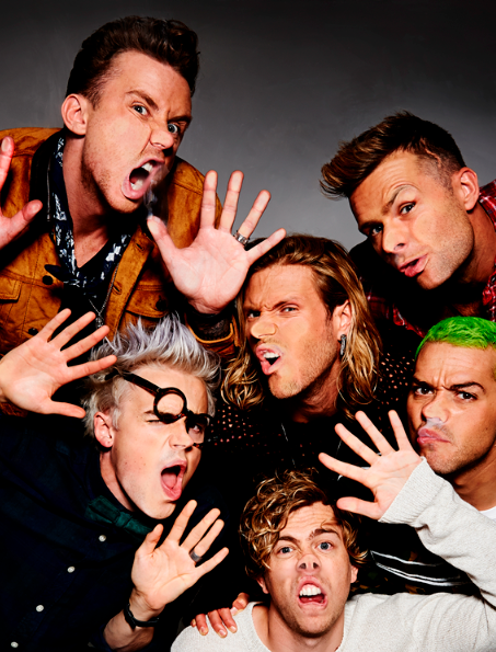 McBusted Added to One Direction's Australian Tour