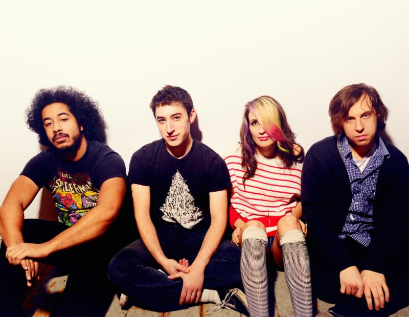 Speedy Ortiz Announce U.S. Tour to Benefit Girls Rock Camp Foundation