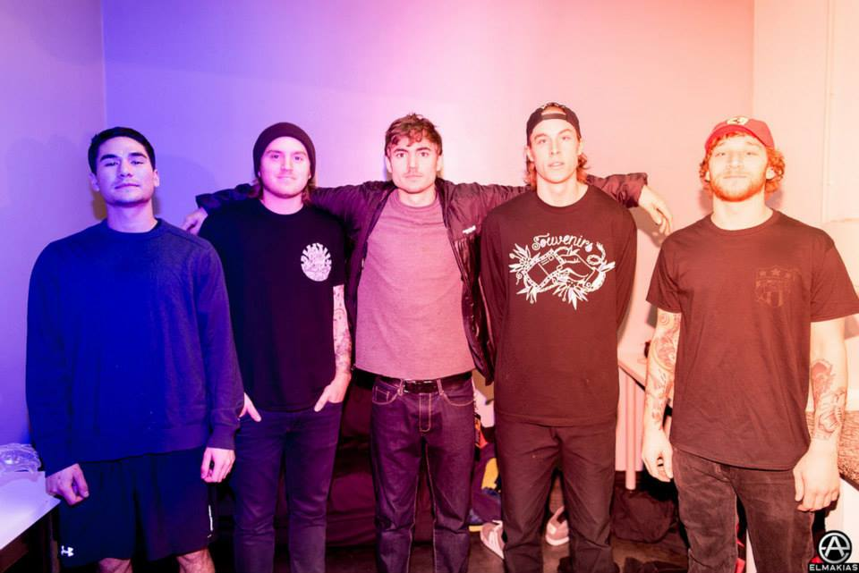 The Story So Far's Spring U.S. Tour 2015 with Four Year Strong – GALLERY + REVIEW