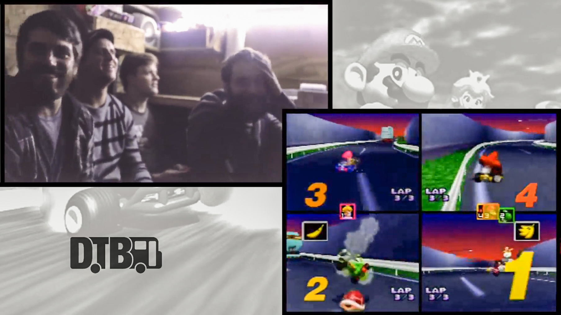 Wolves At The Gate Vs. The Ongoing Concept in Mario Kart 64 – VIDEO GAMES ON TOUR Ep. 2 [VIDEO]