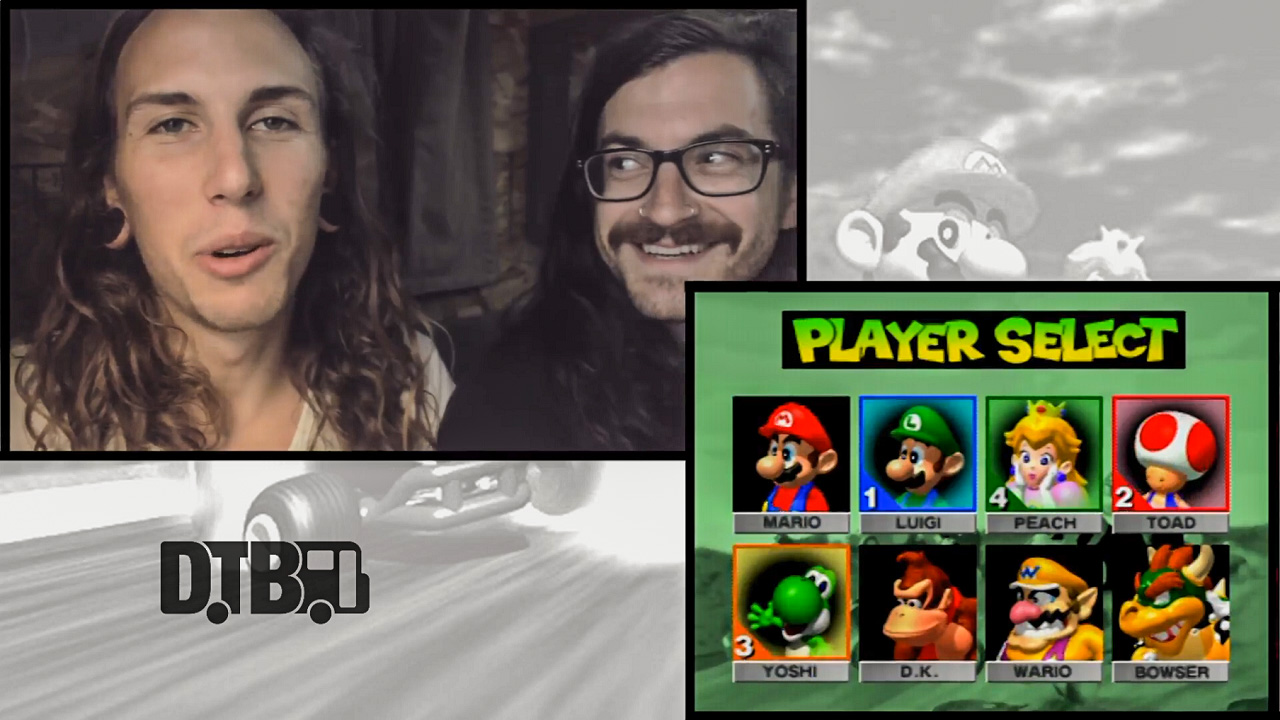 Silent Planet vs. The Ongoing Concept in Mario Kart 64 – VIDEO GAMES ON TOUR Ep. 3 [VIDEO]