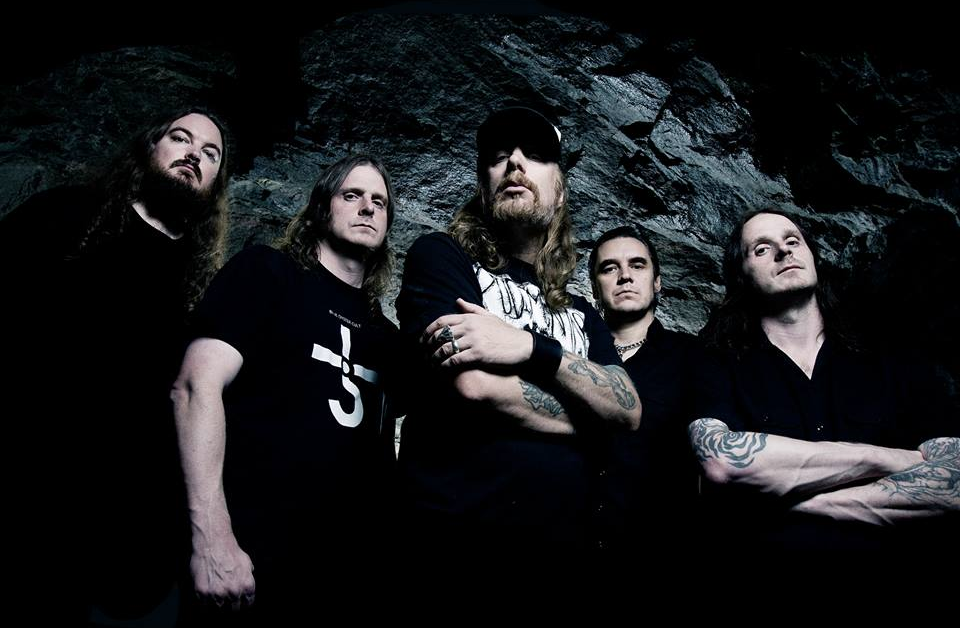 "At The Gates Announce ""At War With Reality Australian Tour"""