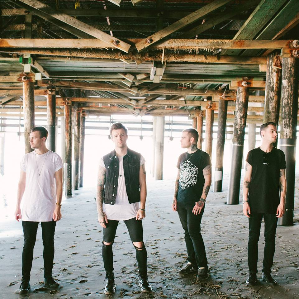 Blitz Kids Added to Young Guns UK Tour