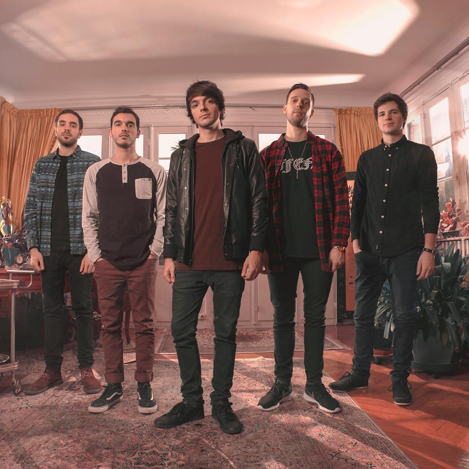 "Chunk! No, Captain Chunk! Announces ""Get Lost, Find Yourself Tour 2015"""