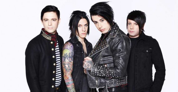 "Falling In Reverse Announces ""Supervillains Tour"""