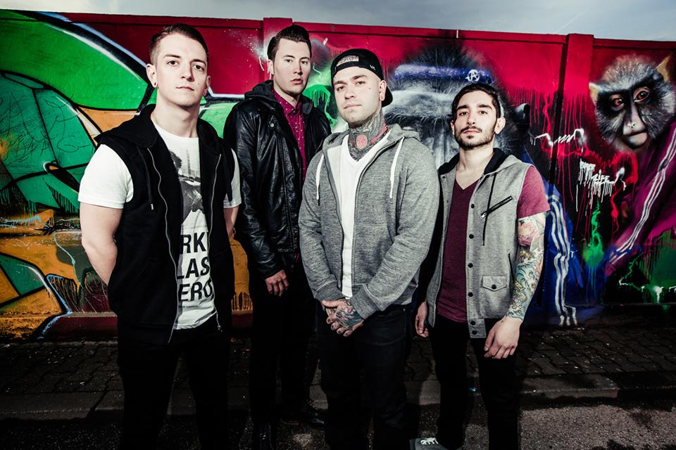 For The Fallen Dreams Drops Off Headline Tour / Other Bands Still Plan to Continue