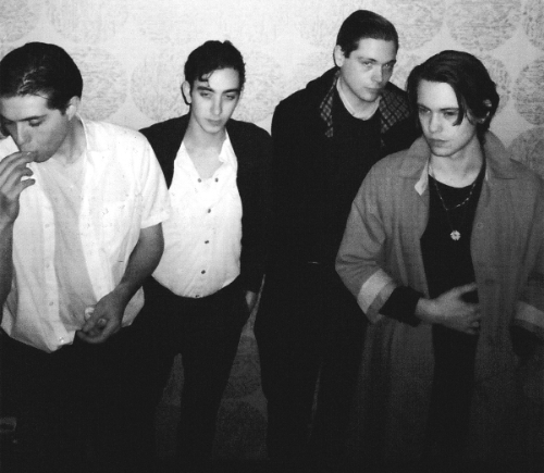 Iceage Announces North American / UK / European Tour Dates
