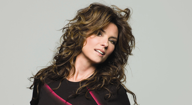 "Shania Twain Announces ""Rock This Country Tour"""