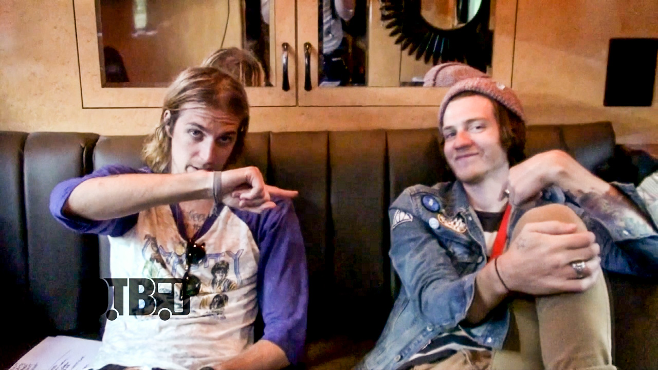 The Maine / Nick Santino – PRESHOW RITUALS Ep. 41 [VIDEO]