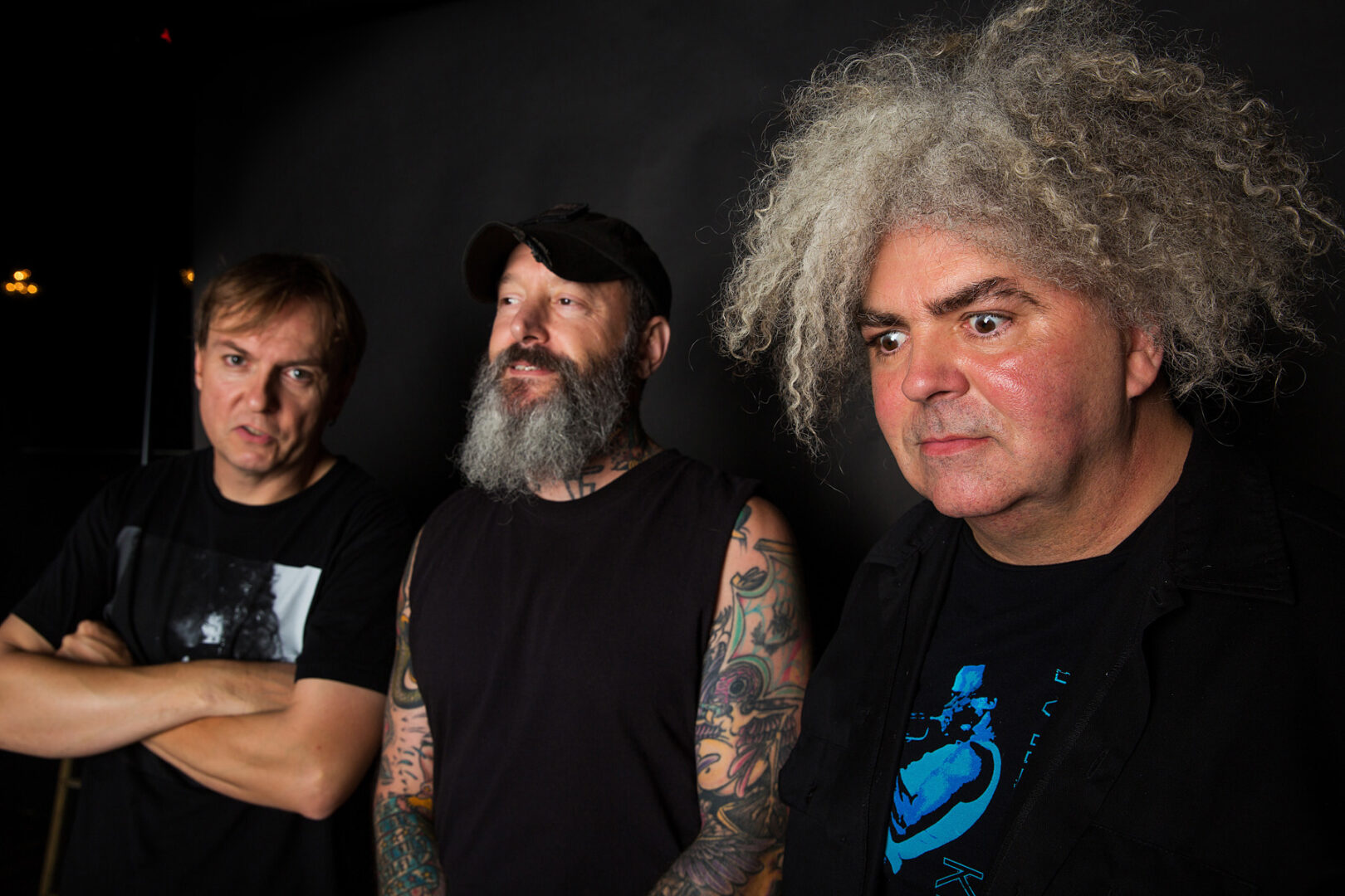 "The Melvins Announce ""Savage Imperial Death March Tour"" with Napalm Death"