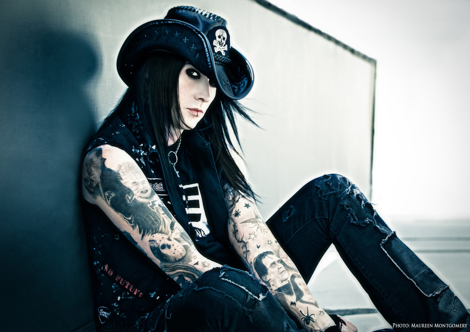 "Wednesday 13 Announce ""Blood, Guts & Gore Tour"""