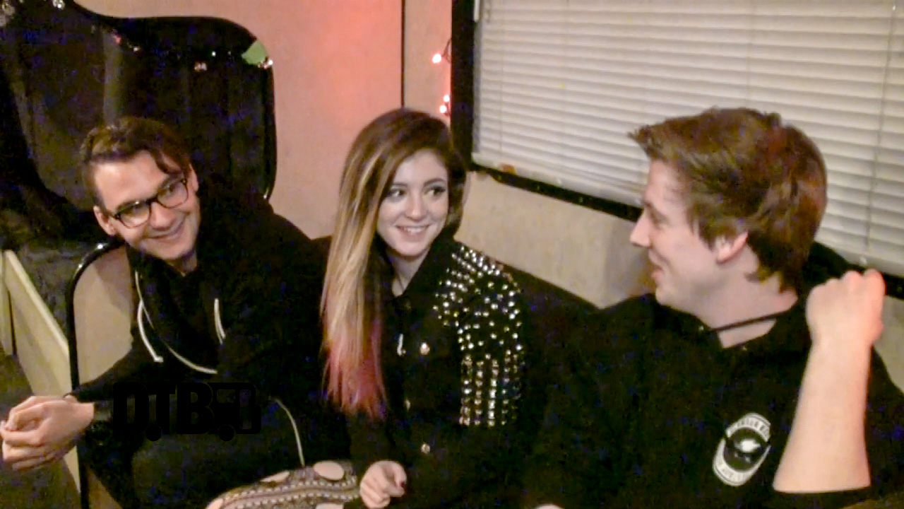 Against The Current – DREAM TOUR Ep. 168 [VIDEO]