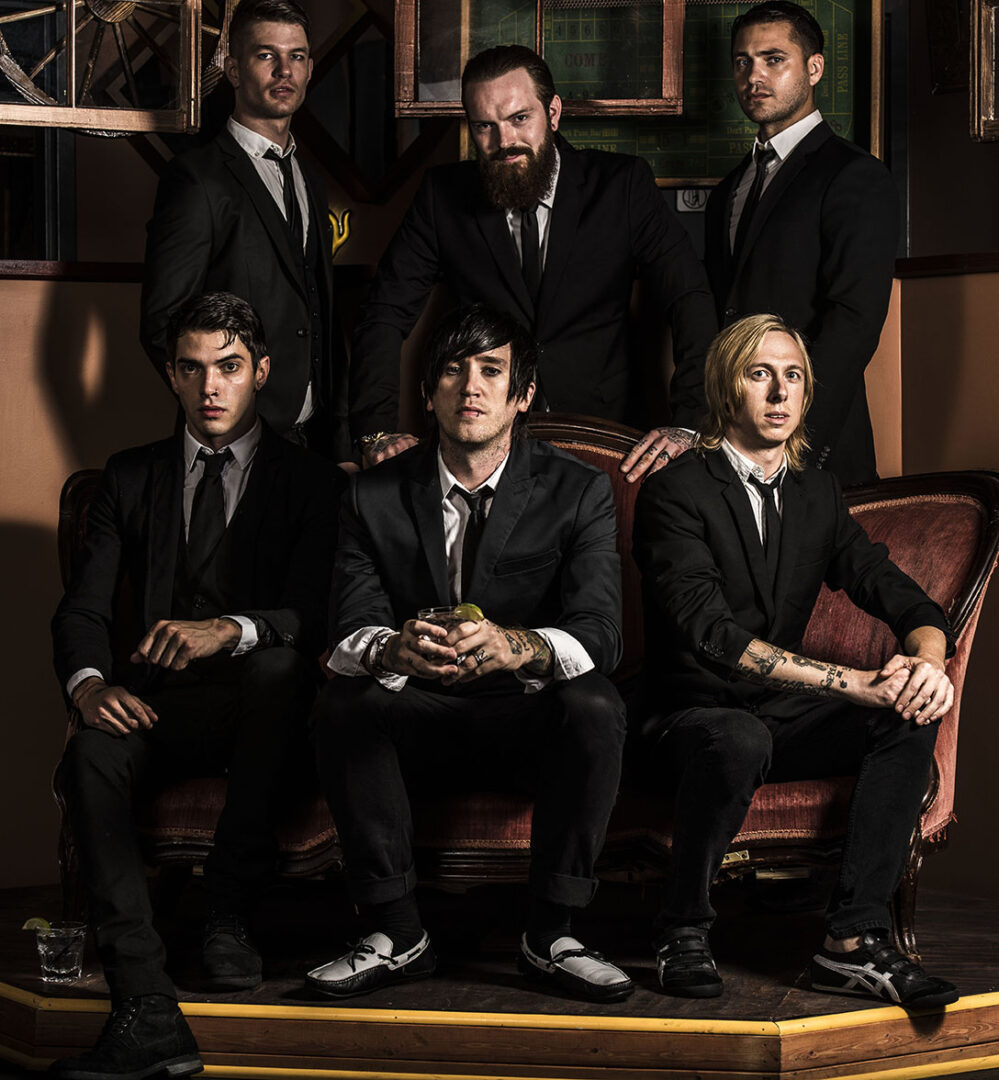 """Alesana – 1st ROAD BLOG from """"The Confessions Tour"""""""