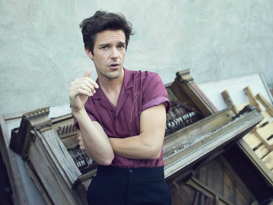 Brandon Flowers Announces U.S. Summer Tour