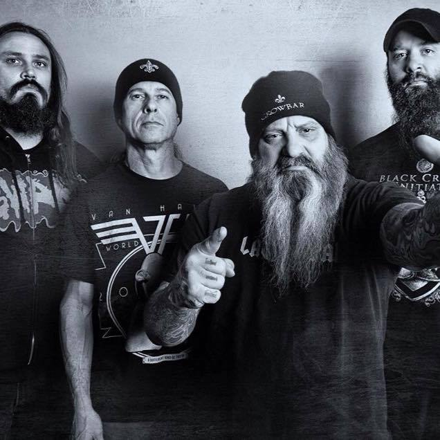 Crowbar Announces U.S. Tour with High On Fire