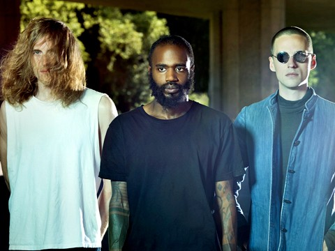 Death Grips Announce North American Tour