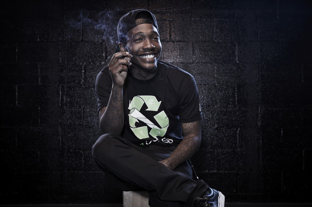"Dizzy Wright Announces ""The Growing Process Tour"""