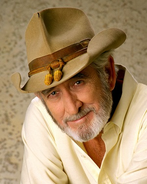 Don Williams Announces 2016 U.S. Tour Dates