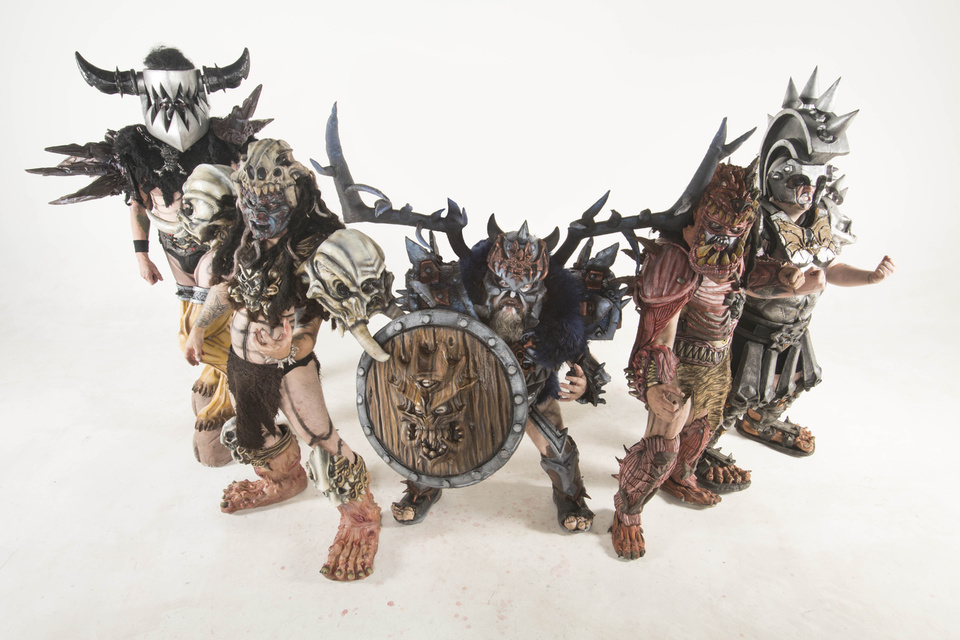 "GWAR Announces ""30 Years of Total World Domination Tour"""
