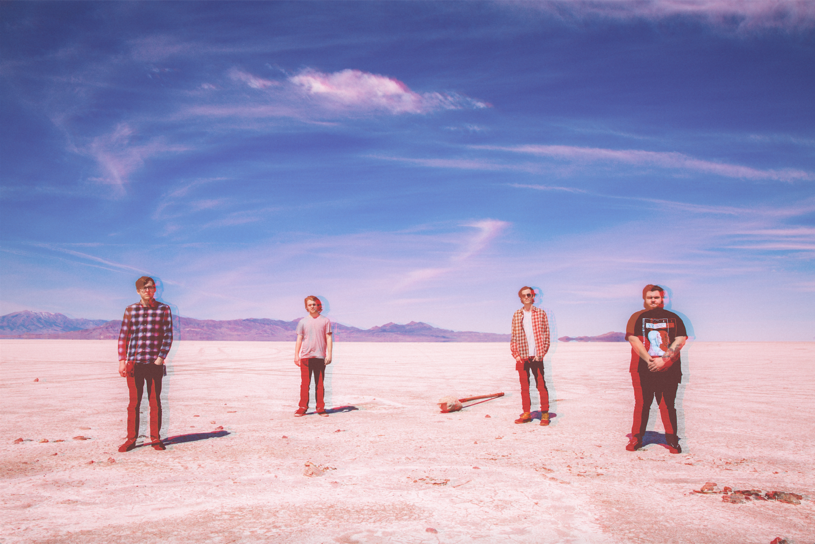 Head North Announces Summer U.S. Tour with Light Years & No Good News
