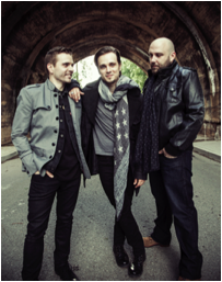 "Jonathan Jackson + Enation Announce the ""Radio Cinematic Tour"""