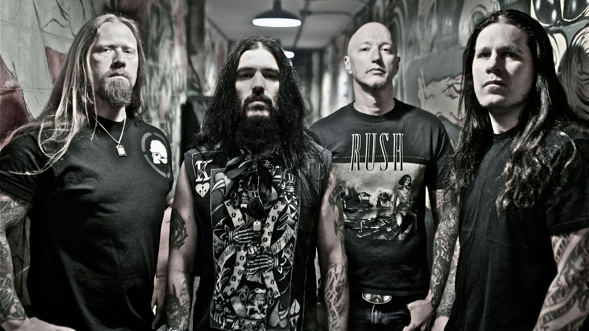 "Machine Head Announces ""Bloodstone & Diamonds World Tour"""
